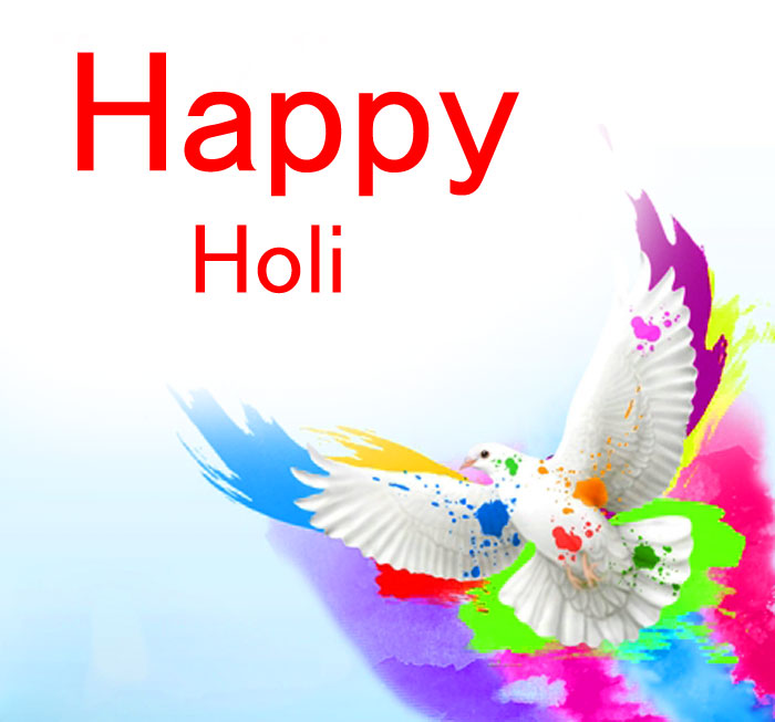 latest colorful Happy Holi photo