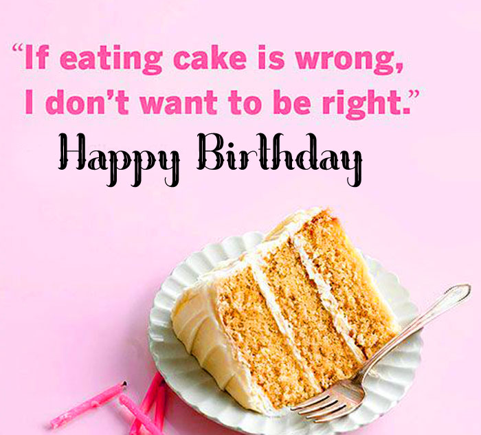 latest cute cake Happy Birthday images for quotes