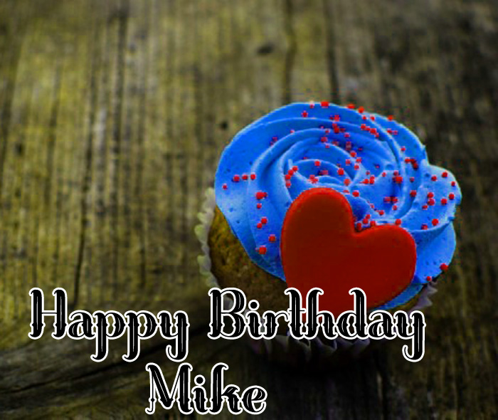 latest cute love Happy Birthday Mike images hd