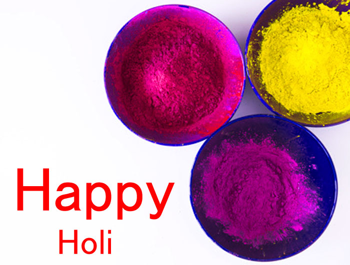 latest thee color Happy Holi photo