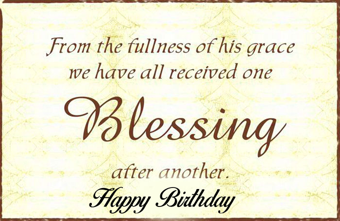 new Happy Birthday Blessing images hd