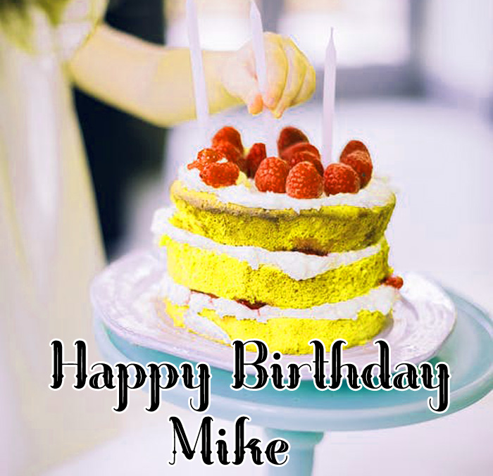 new Happy Birthday Mike images hd