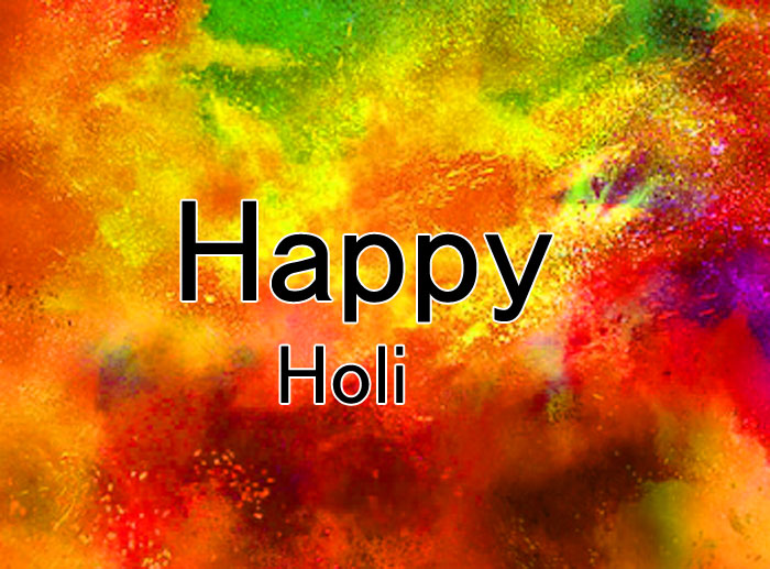 new colorful Happy Holi background images