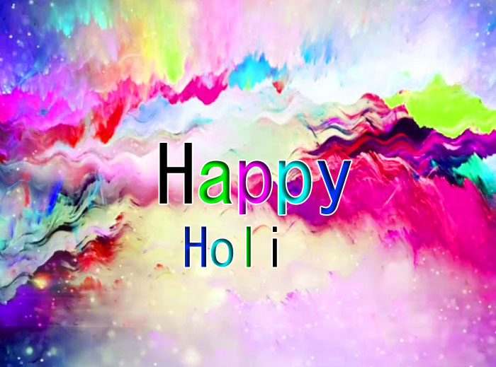 new colorful Happy Holi images hd