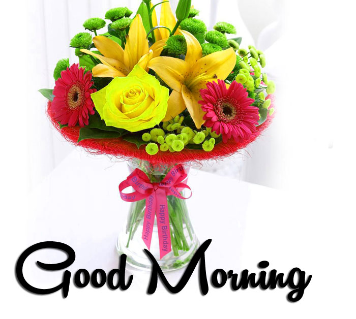 nice Good Morning colorful images