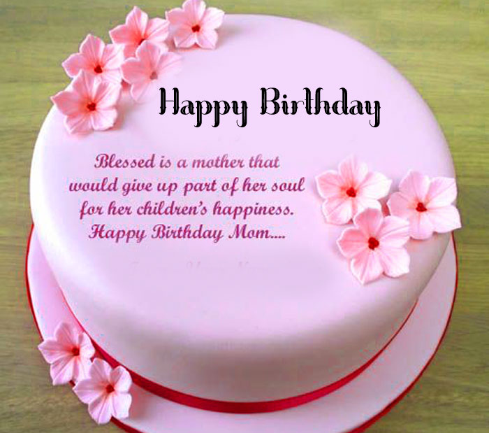 nice Happy Birthday Blessing cake images hd