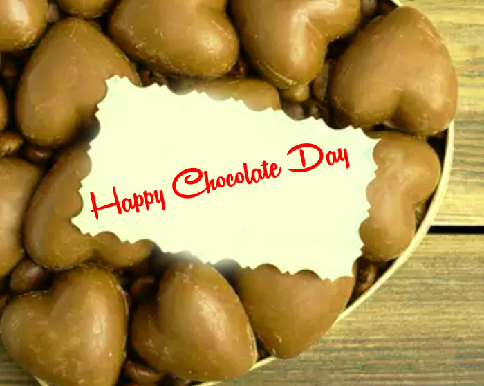 nice Happy Chocolate Day love images