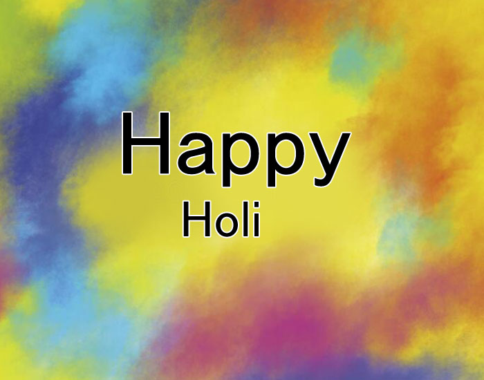 nice Happy Holi background images