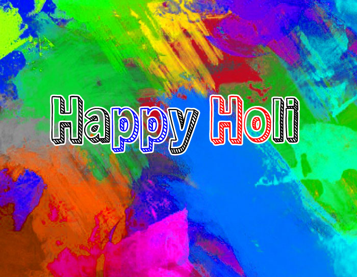 nice Happy Holi hd wallpaper