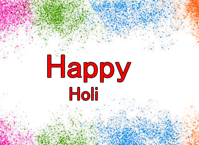 nice Happy Holi pics hd