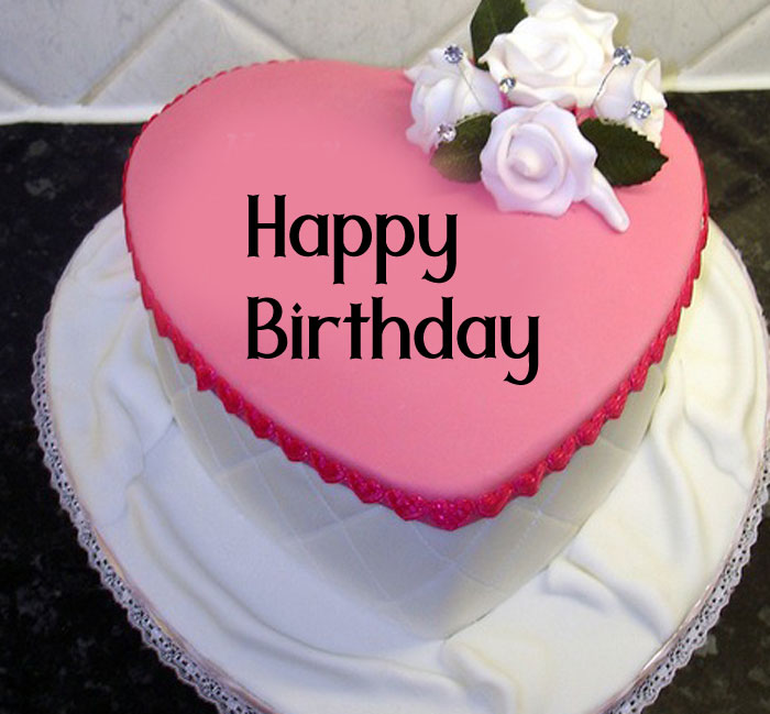 nice cake Happy Birthday female images hd