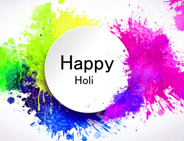 nice colorful Happy Holi hd wallpaper