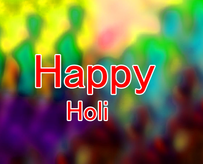 nice colorful Happy Holi hd