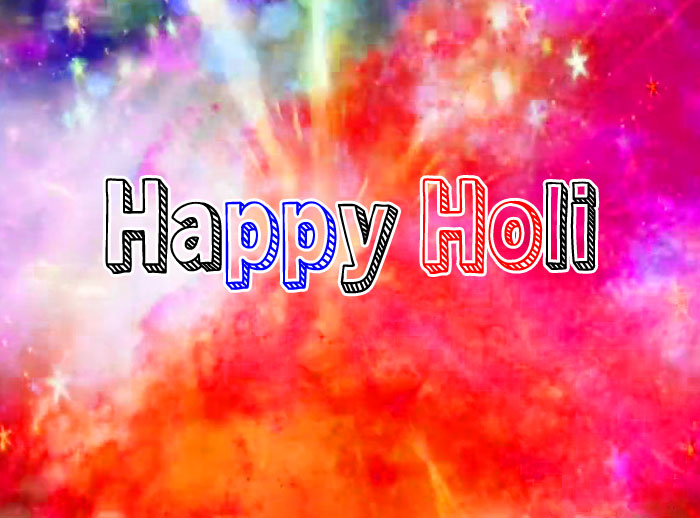 red colorful Happy Holi hd wallpaper