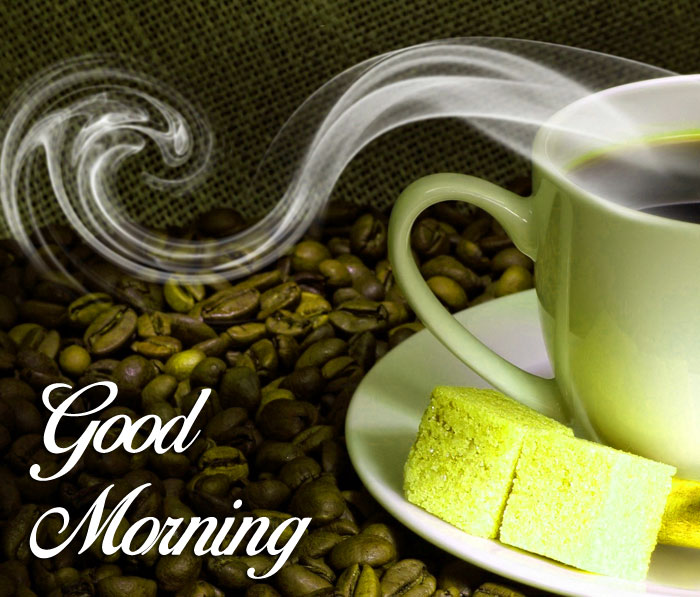 romantic coffee Good Morning images