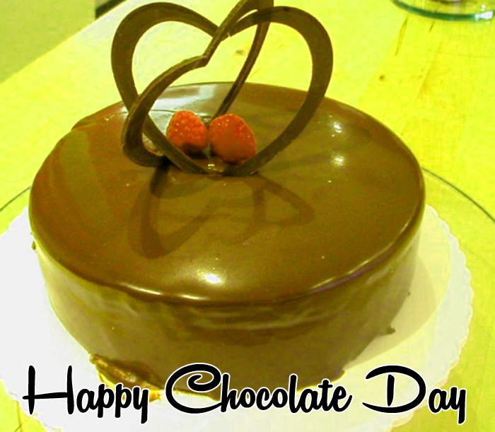 romantic heart Happy Chocolate Day images hd