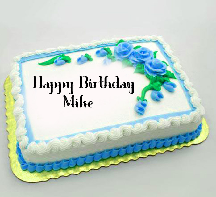 rose Happy Birthday Mike images hd
