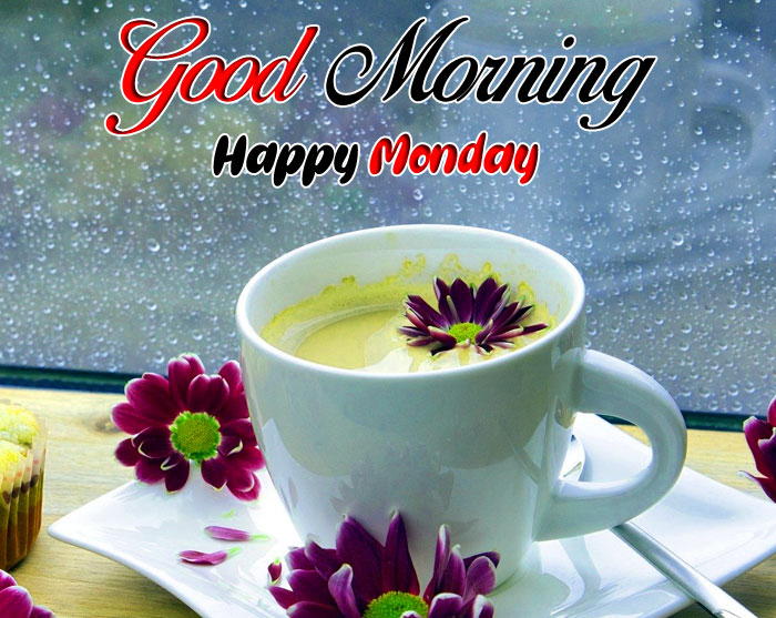 tea coffee Good Morning Happy Monday images hd