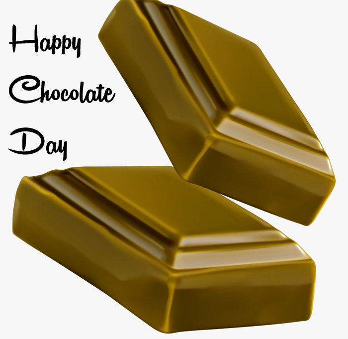 two Happy Chocolate Day images hd
