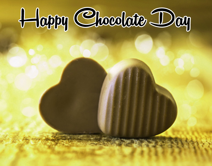 two love Happy Chocolate Day images hd