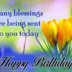 38+ Happy Birthday Blessings Images