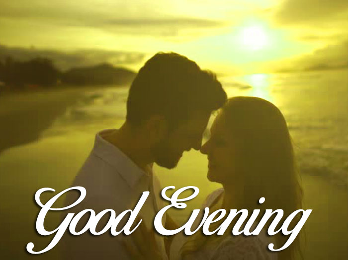 Good Evening couple images hd