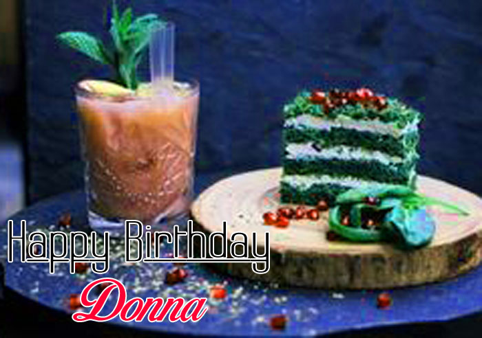 beautiful cake Happy Birthday donna wallpaper