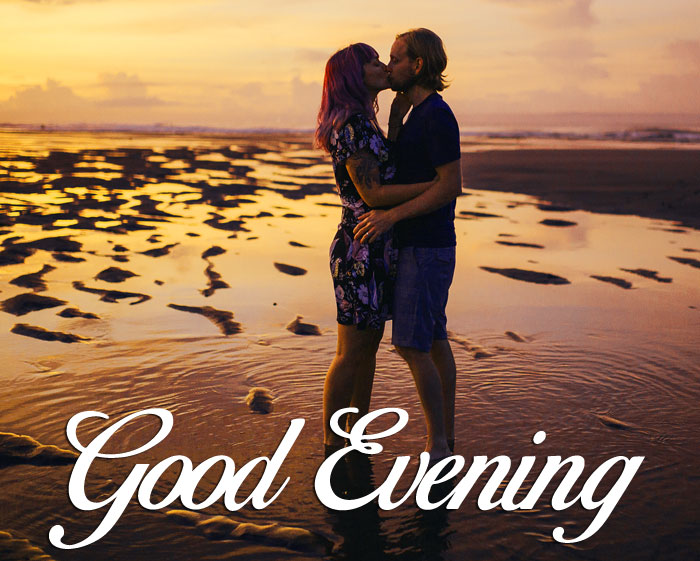 best love Good Evening couple images hd