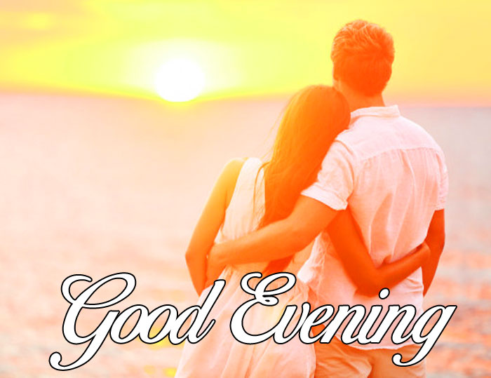 best romantic Good Evening couple hd