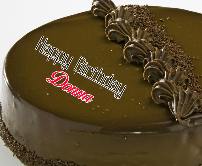 cake Happy Birthday donna images hd