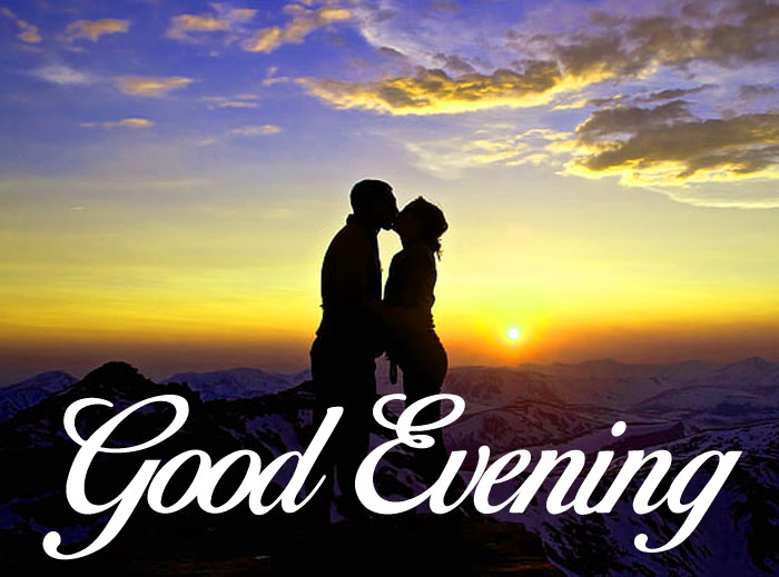 couple Good Evening hd wallpaper