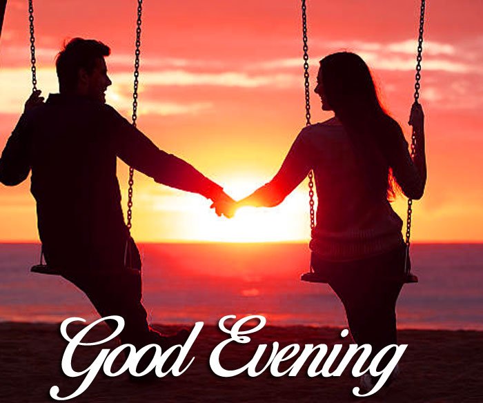 couple Good Evening wallpaper