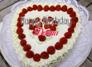 heart Happy Birthday donna images hd