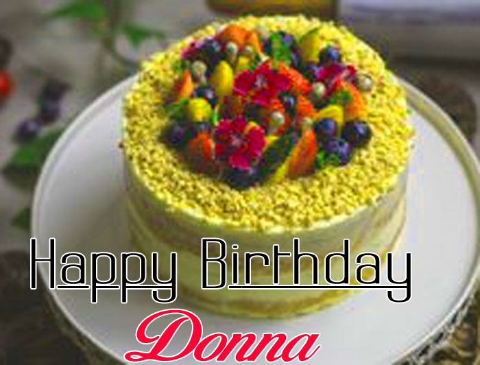 latest Happy Birthday donna photo