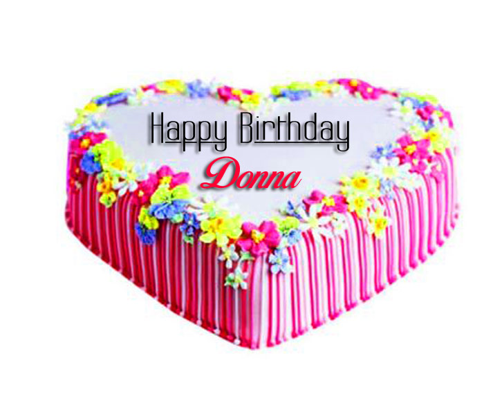 latest heart Happy Birthday donna wallpaper