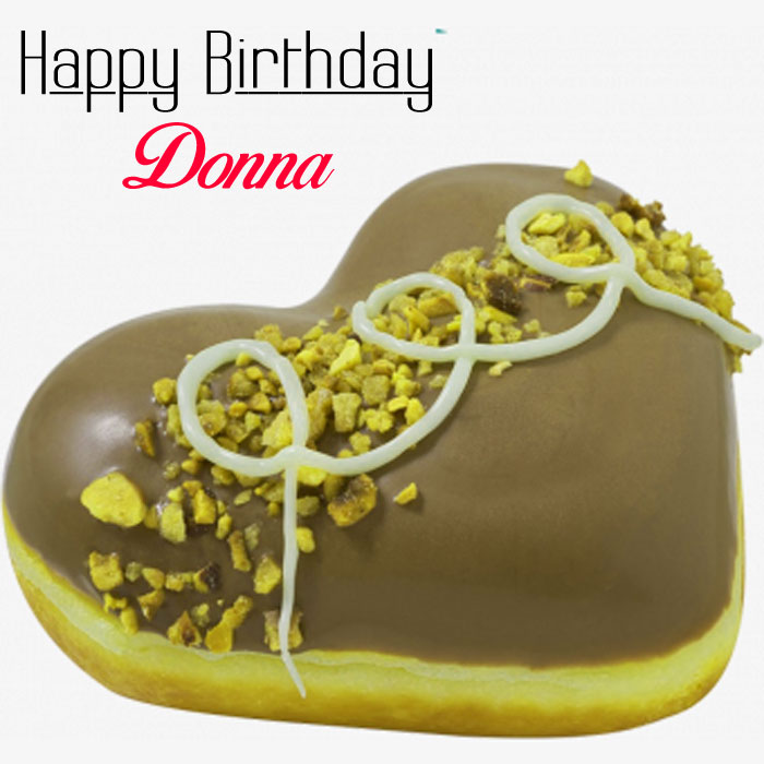 love cake Happy Birthday donna photo