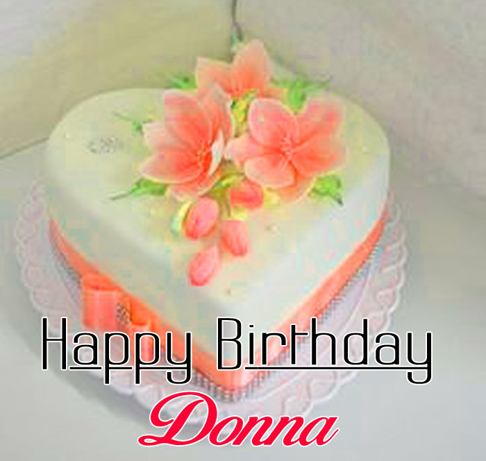 nice pink cake Happy Birthday donna wallpaper