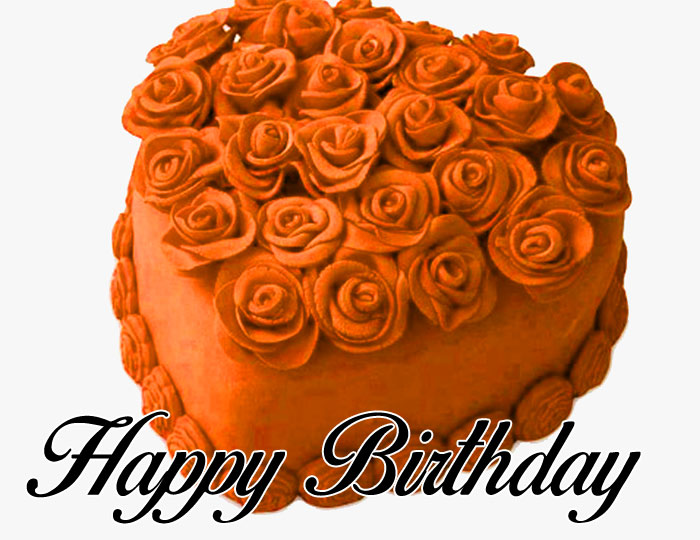 red love cake Happy Birthday pics hd
