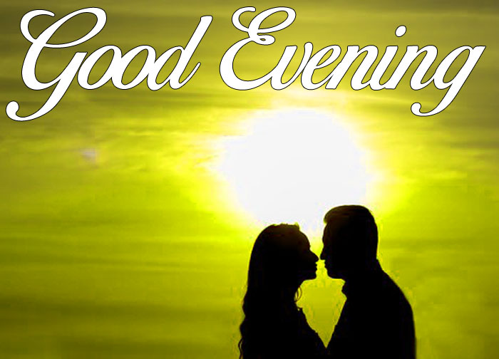 romantic Good Evening couple wallpaper