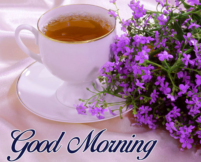 tea coffee Good Morning wallpaper